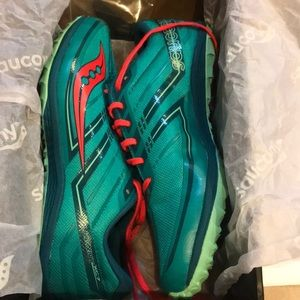 New in box never worn track spikes